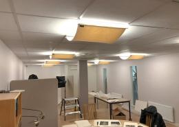ljusdämpare LED-plattor